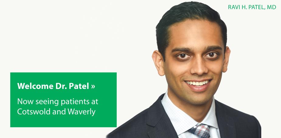 Dr. Patel at Horizon Eye Care