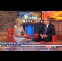 Dr. Mark Malton on WCCB News Rising