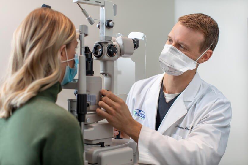 Eye Exam Center at Horizon Eye Care