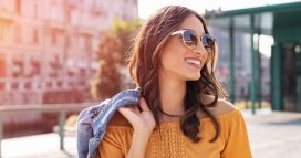March sunglasses promotion